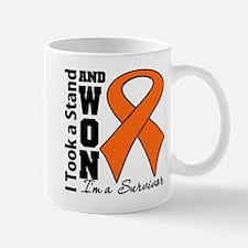 Won Kidney Cancer Mug