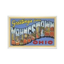 Greetings from Youngstown Magnet (10 pack)