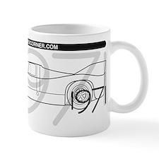"""1971 917/20 """"Pinkpig"""" Mug Mugs"""