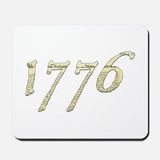 """Independence """"1776"""" Mousepad"""