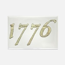 """Independence """"1776"""" Rectangle Magnet"""