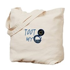 Toot My Tuba Tote Bag