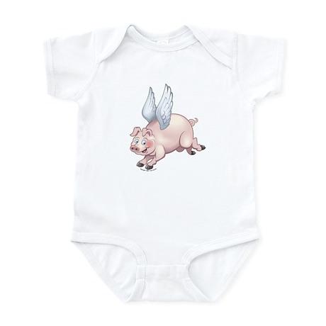 Mommys Piggys Infant Bodysuit