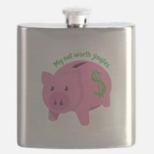 Net Worth Flask