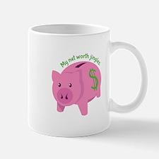 Net Worth Mugs
