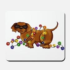 Shiny Dog Mousepad