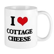 I love Cottage Cheese Mugs