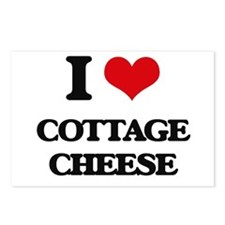 I love Cottage Cheese Postcards (Package of 8)