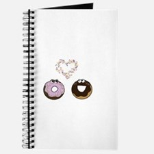 Sprinkle Me with Love: donut series Journal