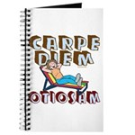 Carpe Diem Otiosam f Journal
