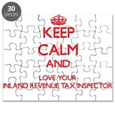 Keep Calm and love your Inland Revenue Tax Puzzle