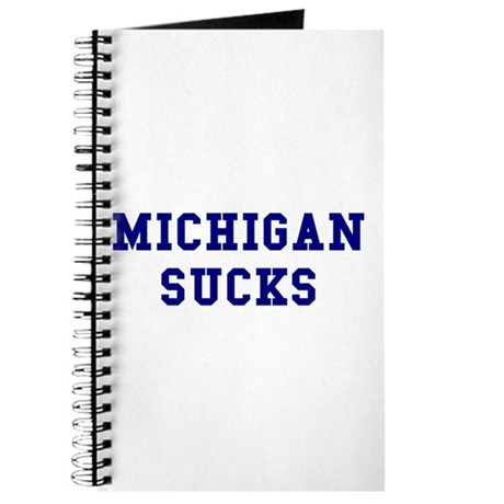 Michigan Sucks Journal