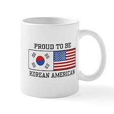 Korean American Mug
