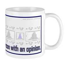 Without Data... Mug