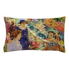 van gogh irises, st. remy Pillow Case