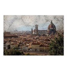 Firenze II Postcards (Package of 8)