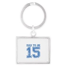 Dad to Be 2015 Keychains