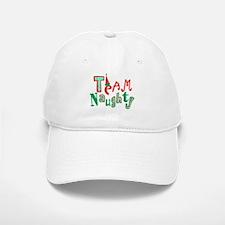 Team Naughty Baseball Baseball Cap