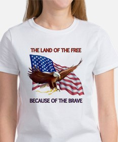 Land of the Free... Tee
