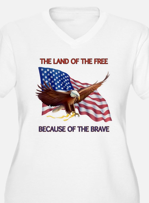 Land of the Free. T-Shirt
