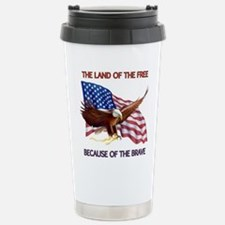 Land of the Free... Travel Mug