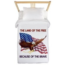 Land of the Free... Twin Duvet