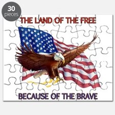 Land of the Free... Puzzle