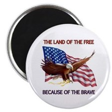 Land of the Free... Magnet