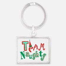 Team Naughty Keychains