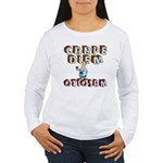 Carpe Diem Otiosam m Women's Long Sleeve T-Shirt
