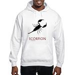 Silhouette Scorpion Hooded Sweatshirt