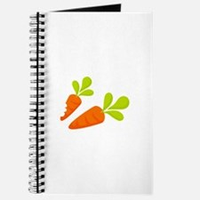 Two Carrots Journal
