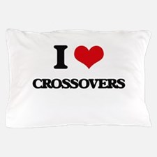 I love Crossovers Pillow Case