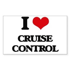 I love Cruise Control Decal