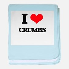 I love Crumbs baby blanket