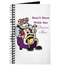 Don't Mess With Queen Bee Journal