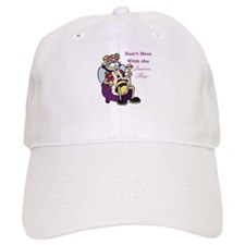 Don't Mess With Queen Bee Baseball Cap