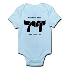 Martial Artist Infant Bodysuit