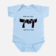 Martial Artist Infant Bodysuit