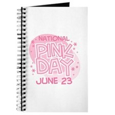 National Pink Day Journal