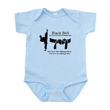 Black Belt Body Suit