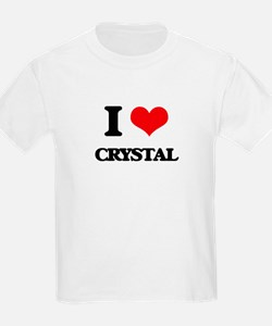 I love Crystal T-Shirt