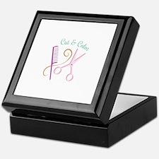 Cut & Color Keepsake Box