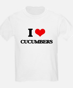 I love Cucumbers T-Shirt