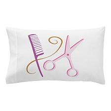 Barber Tools Pillow Case