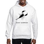 Giant Scorpion Hooded Sweatshirt