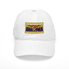 Arizona State_Flag Clr R Baseball Baseball Cap