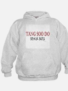 Tang Soo Do Black Belt 1 Hoodie