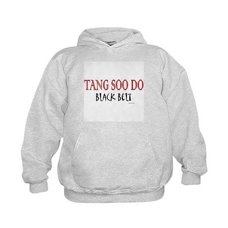 Tang Soo Do Black Belt 1 Kids Hoodie