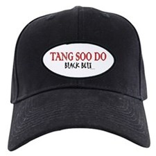 Tang Soo Do Black Belt 1 Baseball Hat